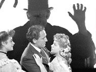 Dr. Jekyll and Mr. Hyde - Ingrid Bergman was so gorgeous! Spencer Tracy divine!