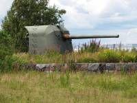 """artillería naval »Página 4130-mm cañón naval de la muestra 1935 (B-13) - un cañón naval soviética universal. Historia del cañón B-13 se crea sobre la base de los cañones de 130/55 1.913 años muestra. Al final de la década de 1920, el control de las fuerzas navales armadas (UVMS) encargó la planta """"bolchevique"""" (ex. Acería Obukhov), un nuevo 130-mm pistola bajo el símbolo D-13. En noviembre de 1929, KB ha presentado diseño preliminar de los cañones de plantas con un cañón de 45 calibres. Al…"""