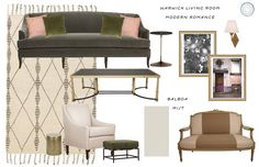 The Warwick Reno: Living Room Reveal