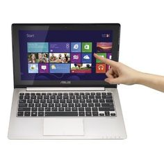 "ASUS VivoBook X202E-DH31T i3-3217U 1.8GHz 4GB 500GB 7200rpm HDD Windows 8 11.6"" Touch Ultrabook by Asus. $605.00. Operating System: - Windows® 8 x64 Display: - 11.6"" HD (1366 x 768) Touch Screen  Graphics: - Intel HD Graphics 4000 Audio and Speakers: -Built-in speakers Networking and Wi-Fi Options: - 802.11b/g/n Wireless LAN with Bluetooth 4.0 Battery: - 2-cell lithium  Camera: - Integrated HD Webcam Ports, Slots & Chassis: - 2 x USB 2.0 - 1 x USB 3.0 - 1 x VGA..."