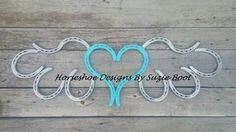 Horseshoe Heart with Wings https://www.facebook.com/horseshoedesignssb/