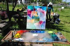 Join me as I share some lessons from  the palette....