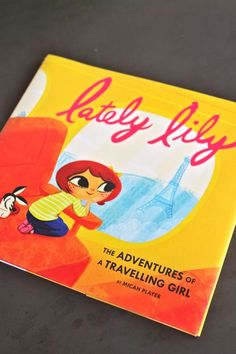 Featured Picture Book: Lately Lily
