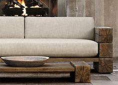 Home-Dzine - Decorating a home in modern rustic style by meghan