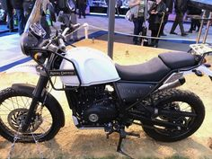 Recap - #Euro4 compliant #RoyalEnfield #Himalayan #ABS launched - UK