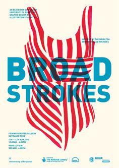 Broad Strokes // Jamie Rickett