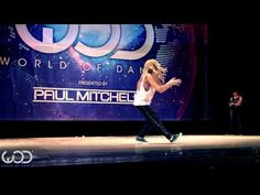 World of Dance New York 2012: Chachi Gonzales of IaMmE