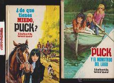 Libros de segunda mano: PUCK , LOTE 6 LIBROS Nº 11,15,19,20,21,22, - ED. TORAY 1971 - 1ª EDICION - Foto 2 - 47386459