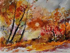 Pol Ledent watercolor 119062
