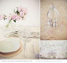 Pretty Pastels {Table Decor Inspiration}