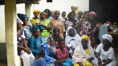 A portion of Faraffina 1 Group's $3600 loan helped the borrower described to buy vegetables and food condiments.
