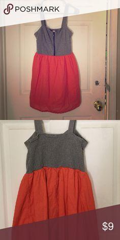 Dress size medium Xhilaration size medium dress. Zip top, runched back. Pre-worn, good condition. Offers welcome 😊💞🎉🎀 Xhilaration Dresses