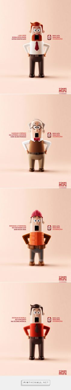 sagres | MiNi on Behance - created via https://pinthemall.net