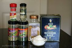 Garlic Bread Seasoning - Our Best Bites