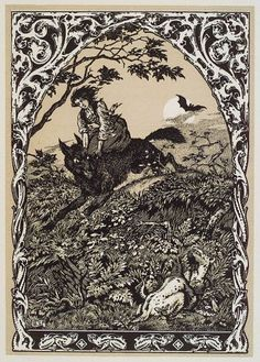 Occult & Witchy Woodcuts