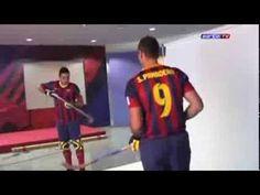 FOOTBALL -  FC Barcelona - Making off fotos handbol i hoquei patins - http://lefootball.fr/fc-barcelona-making-off-fotos-handbol-i-hoquei-patins/