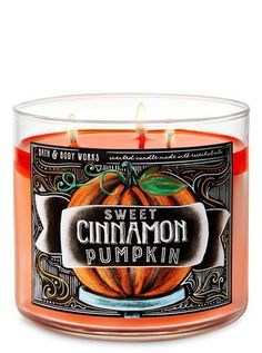 Cute Candles, Fall Candles, 3 Wick Candles, Scented Candles, Candle Jars, Rose Candle, Fall Scents, Home Scents, Bath N Body Works