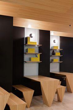 ESPACIOS DE #madera! #interiordesign #original www.madecentro.com