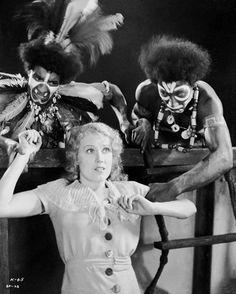 Fay Wray. King Kong (1933).