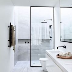 Okay, so you might not think of the shower as the most stylish area of your home, but it's one of the most used, and if you're planning to renovate your bathroom there are more things to consider when buying a new shower than you might think. We spoke to the in-house experts at luxury bathroom designer Ripples for the ten things to consider before making that purchase. @ripplesbathrooms | Sheerluxe.com/Interiors