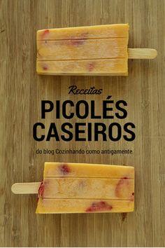 Ebook Picolés Caseiros