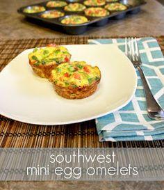 Mini omelet