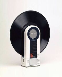 It's Monday, a perfect day listening to some 80s Vinyl Records. Maybe on a Sony…