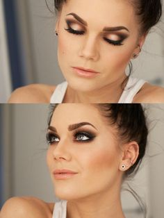 Gorgeousness #smokeyeye