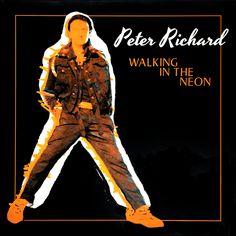 "PETER RICHARD Walking In The Neon (Dark Entries) 12"" street date July 8, 2014 http://www.midheaven.com/item/walking-in-the-neon-by-richard-peter-12"