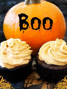 Whipped Pumpkin Frosting