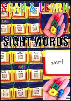 Scan & Learn Sight W