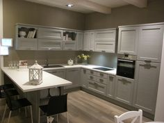 Cucina Lube Claudia | CUCINA | Pinterest | Shabby, Kitchens and Lofts