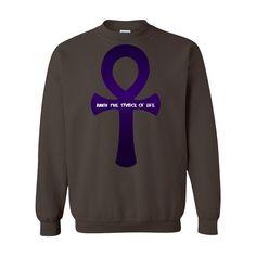Ankh The Symbol of Life Sweatshirt (Unisex)