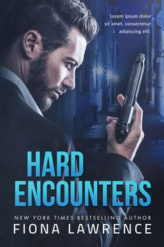 Hard Encounters - Action / Romantic Suspense Premade Book Cover For Sale @ Beetiful Book Covers http://bit.ly/2nDYXsW #bookcover #premade #premadebookcover #predesigned #book #beetiful #action #romanticsuspense