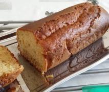 CAKE A LA BANANE