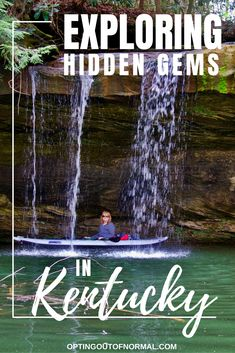 We travel full time and our favorite destinations are finding the small, hidden gems and taking the roads less traveled. Check out our list of some amazing things to do in Kentucky. Whether it's a vacation, weekend road trip or just a day trip of adventure, you'll find some great tips and ideas here. This is where you'll find your next bucket list ideas and information. #kentucky #RVLife #traveltips #bucketlist #travel #offthebeatenpath