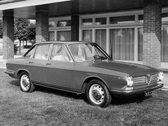1965 ALFA ROMEO 2600 LUSSO - coachwork by OSI (La Officine Stampaggi Industriali) of Turin.