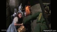 wizard of oz me derrito gif - Buscar con Google