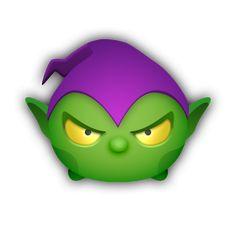 Disney Tsum Tsum, Disney Pixar, Tsum Tsum Coloring Pages, Superhero Images, Tsumtsum, Disney Princess Art, Green Goblin, Christmas Themes, Felting