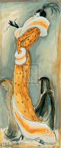 Best in Show II Art Print by Karen Dupré at Art.com