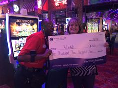 Congratulations to Rebekah on finding her #winningmoment of $10,210! #BigJackpotAlert Jackpot Winners, Congratulations, Broadway Shows