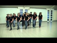 HONKY TONK SWING - NEW SPIRIT of Country Dance - line dance