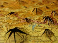 volcanoes......make a volcanic map.....art google vol map images