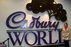 Cadbury world - Family tickets 2013 won via text comp