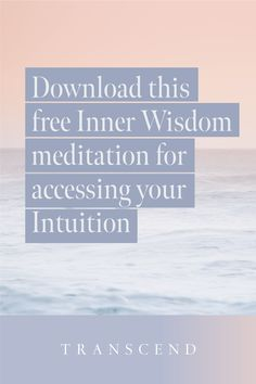 Are you wanting to deepen your intuition and tap into your inner wisdom?   Do you want to find your own inner answers to difficult situations?  What You'll Receive from this profound 8 minute meditation: Access to your higher knowledge A chance to rise above your dilemma and find answers A relaxing and safe space to let go and receive inner guidance Awakening Quotes, Spiritual Awakening, Spiritual Quotes, Positive Quotes, Motivational Quotes, Free Meditation, Healing Meditation, Empath Abilities, Religious Text