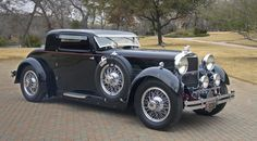 1930 Stutz Model MA Supercharged Coupe by Lancefield Retro Cars, Vintage Cars, Antique Cars, Vintage Auto, Vintage Diy, Vintage Ideas, Carros Vintage, Bmw Classic Cars, Jaguar