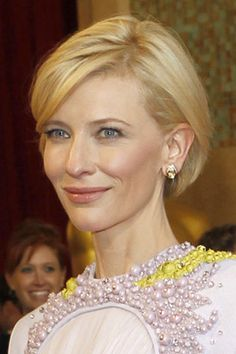Renya Xydis shows how to style a classic chic cut à la Cate Blanchett