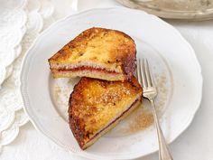 Oberösterreichische Kindstaufpofesen French Toast, Breakfast, Food, Tv, Sweet Recipes, Chef Recipes, Pies, Morning Coffee, Essen
