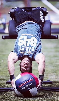 CrossFit crush. Dan Bailey <3