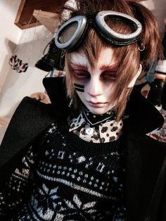 Ooak Dolls, Blythe Dolls, Girl Inspiration, Character Inspiration, Kawaii Doll, Doll Makeup, Gothic Dolls, Anime Dolls, Smart Doll